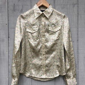 Vintage MJ Blouse